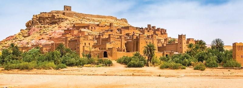 Excursie Ait ben Haddou Poort van de Sahara